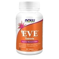 NOW Foods - Eve Women's Multiple Vitamin - 180 Tablets