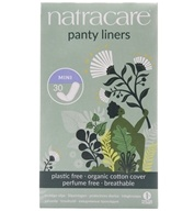 Organic Cotton Natural Panty Liners Mini