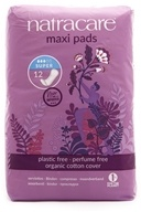 Organic Cotton Natural Feminine Maxi Pads Super