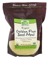 Golden Flax Meal Organic