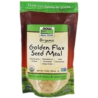 Golden Flax Seed Meal Organic