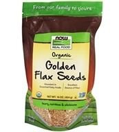 Golden Flax Seeds Organic