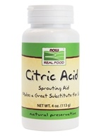 Citric Acid 100% Pure