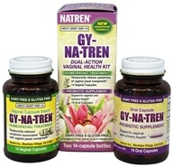 Gy-Na-Tren Vaginal Health Solution Kit
