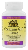 CoEnzyme Q10 Enhanced Absorption Formula