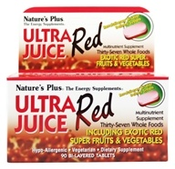 Ultra Juice Red Multinutrient Supplement