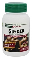 Herbal Actives Ginger