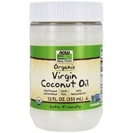 Certified Organic Virgin Coconut Oil Cold Pressed & Unrefined