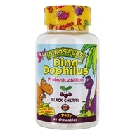 Dinosaurs DinoDophilus Probiotic 2 Billion For Kids
