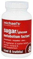 Glucose Sugar Metabolism Factors