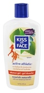 Bath & Shower Gel Active Athletic Reviving
