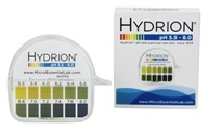 pH Testing Hydrion Papers 5.5-8.0 Range