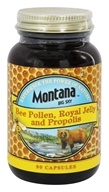 Bee Pollen, Royal Jelly & Propolis