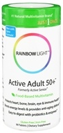 Active Adult 50+ Multivitamin