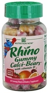 Rhino Gummy Calci-Bears with Vitamin D