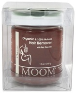 Botanical Hair Remover Jar with Tea Tree Oil