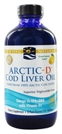 Arctic-D Cod Liver Oil with Vitamin D