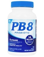 Nutrition Now - PB 8 Pro-Biotic Acidophilus - 120 Capsules