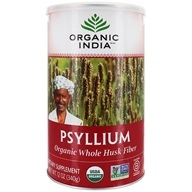 Certified Organic Psyllium Whole Husk