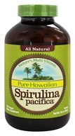 Pure Hawaiian Spirulina Pacifica Powder