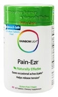 Rainbow Light - Pain-Eze with Corydalis & California Poppy - 30 Tablets