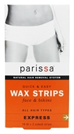 Quick And Easy Wax Strips Face & Bikini