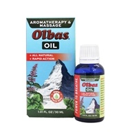 Aromatherapy Massage Oil & Inhalant 28 cc