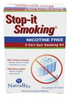 Stop-It Smoking 2 Part Kit