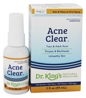 Homeopathic Natural Medicine Acne Clear