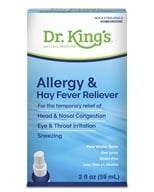 Homeopathic Natural Medicine Allergy & Hay Fever Reliever