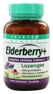 Elderberry Immune Defense Lozenges