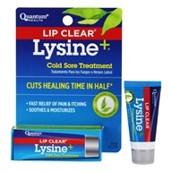 Lip Clear Lysine Plus Cold Sore Treatment
