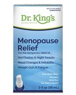 Homeopathic Natural Medicine Menopause Relief