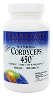 Cordyceps 450 Full Spectrum