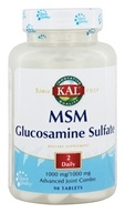 MSM With Glucosamine Sulfate