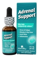 NatraBio - Adrenal Support - 1 oz.