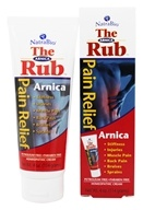 The Arnica Rub Homeopathic Pain Relief Cream