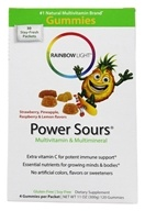 Gummy Power Sours Multivitamin & Multimineral