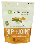 Hip & Joint Advanced Formula Soft Chews For Medium-Large Dogs