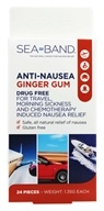 Anti-Nausea Ginger Gum