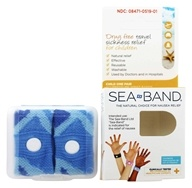 Acupressure Wrist Bands for Drug Free Travel Sickness Relief for Children