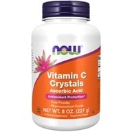 Vitamin C Crystals