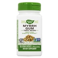 Myrrh Gum Tree Resin