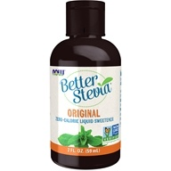 Better Stevia Liquid Sweetener