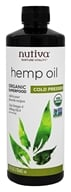 Hemp Oil Organic Cold Pressed