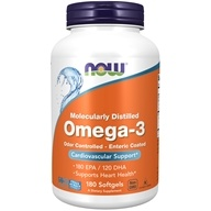 Omega-3 Enteric Coated Odor Controlled Molecularly Distilled