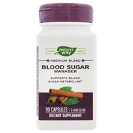 Blood Sugar Metabolism Blend with Cinnamon & Gymnema
