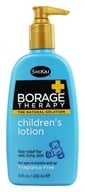 Borage Dry Skin Therapy Childrens Lotion