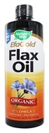 Organic Liquid Flax Oil EFA Gold