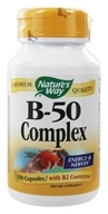 Vitamin B-50 Complex with B2 Coenzyme